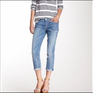 7 for all Mankind | the Skinny Crop & Roll Size 27